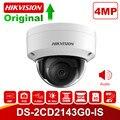 Hikvision 4MP POE IP Kamera H.265 DS 2CD2143G0 IS 4 Megapixel Außen WDR Video Überwachung Sicherheit Kameras IR 30M Audio-in Überwachungskameras aus Sicherheit und Schutz bei
