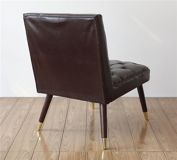 Modern Tufted Accent Chair  2