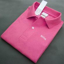 Nova simplicidade polo camisas 2021 ao ar livre esportes de manga curta polos badminton correndo futebol camisas golfe