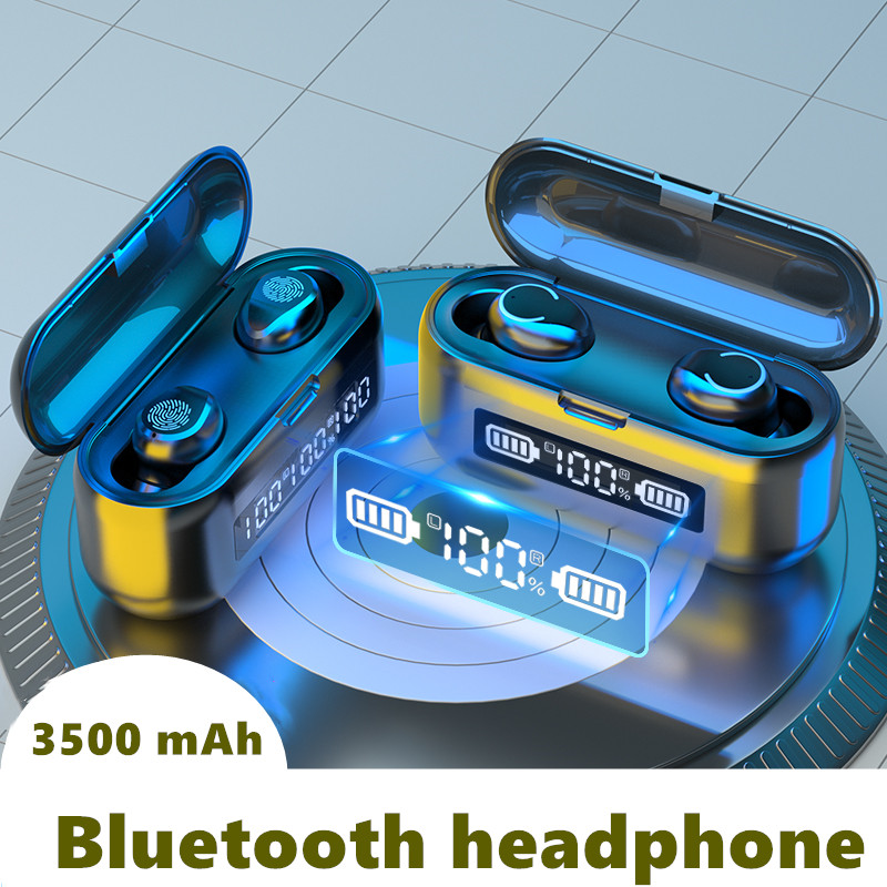 cheapest Tiso i6 dual mode wireless earphones touch control seamless Bluetooth 5 0 headphone noise cancelling Mic 3D TWS stereo headset