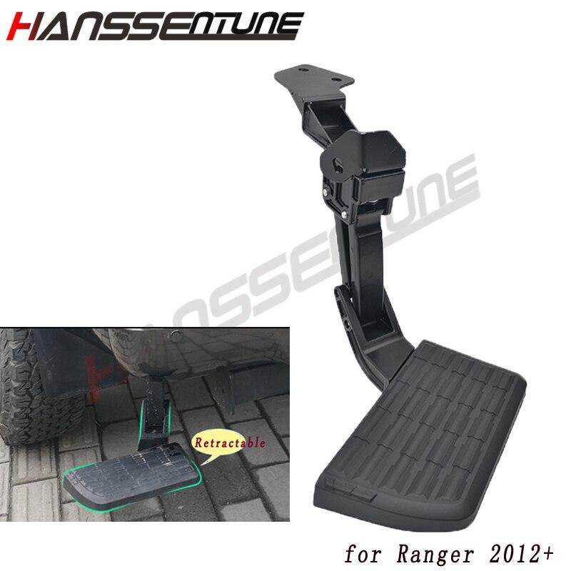 Выдвижной бампер для заднего грузовика пикапа 4x4 для Ranger PX PXII PXIII T6 XL XLT Wildtrak 2012 +