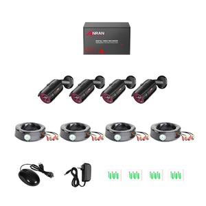 Image 3 - ANRAN système de vidéosurveillance 4CH 1080P