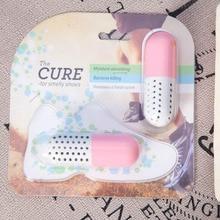 2 Pieces ABS Lavender Mildewproof Moisture-Proof Capsule Deodorization Sterilization