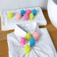 Magic Laundry Ball Pet Fur Catcher For Washing Machine Balls Lint Foating Cotton Wool  Hair Remover