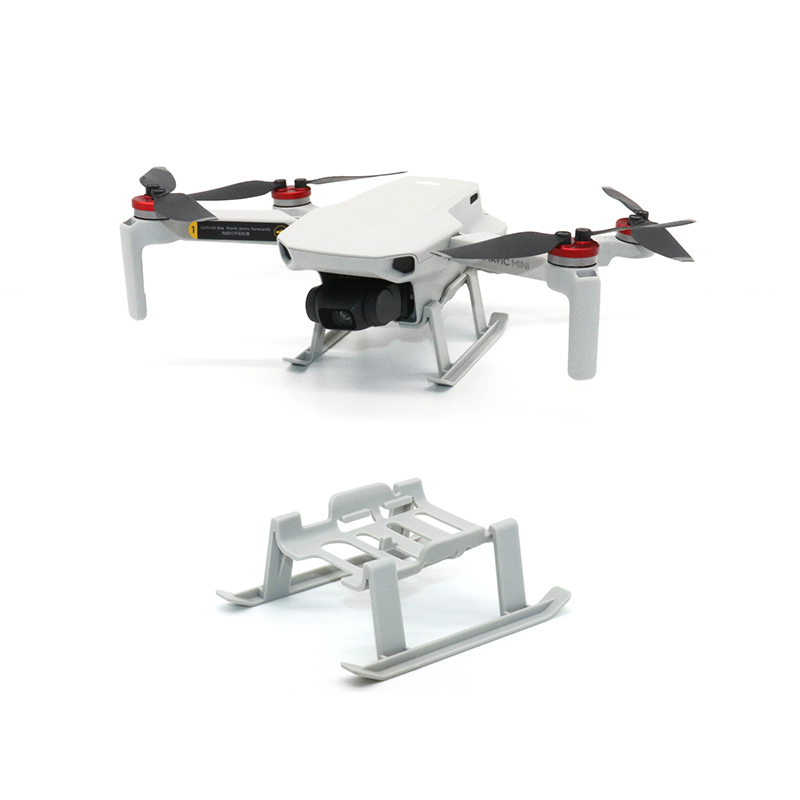 Landing Gear For DJI Mavic Mini Drone Quick Release Landing Heightened Stand Height Extender Stand Protector Accessories
