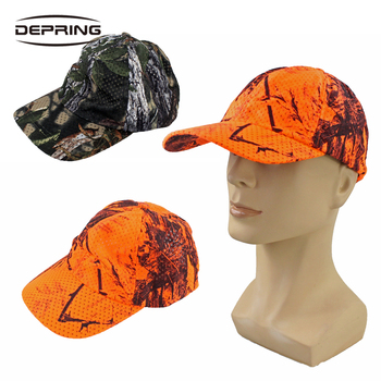 Tactical Camouflage Cap Adjustable Baseball Hat Outdoor Hunting Fishing Cycling Camping Hiking Men and Women Breathable Hat new outdoor sports hat men camping hiking fishing hat man sun cap camouflage breathable