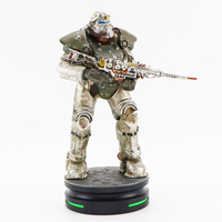 FALLOUT POWER ARMOR T 51 MODERN ICONS BETHESDA Toy Figures