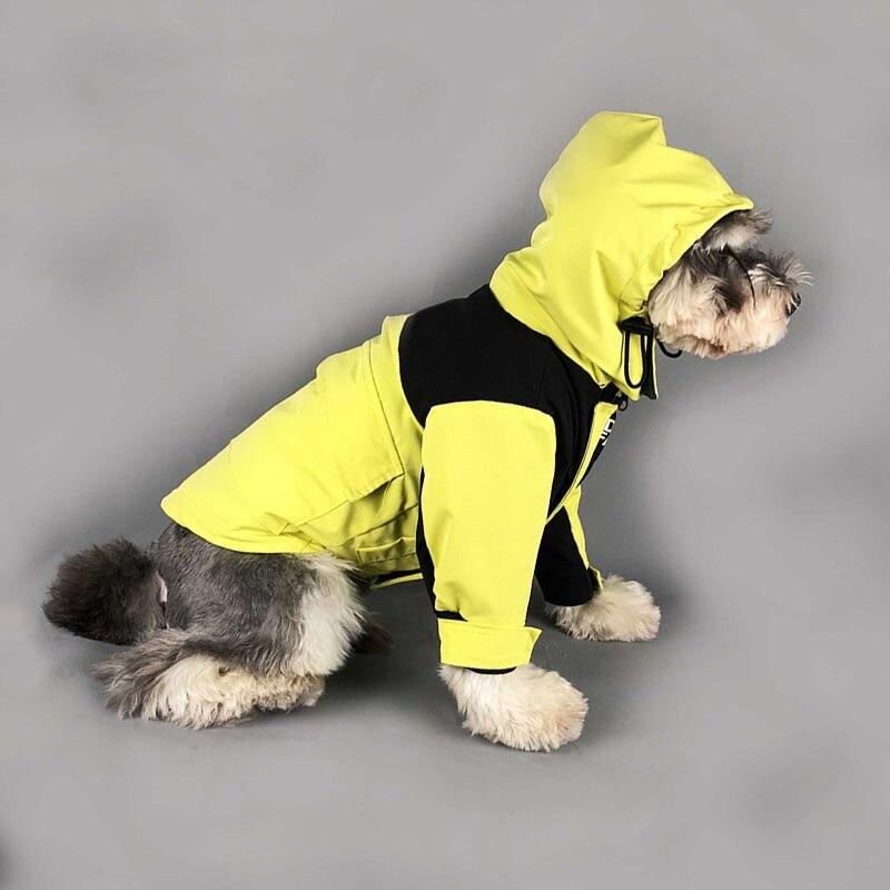 para cães pequenos buldogue francês chihuahua destacável jaqueta para pet pc1163