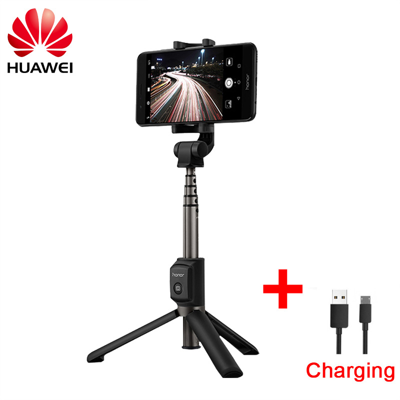 Original Huawei Honor AF15 Bluetooth Selfie Stick Tripod Portable Wireless Control Monopod Handheld For IOS/Huawei/Xiaomi Phone