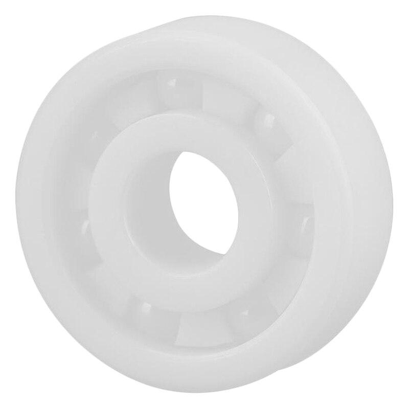 608Zr02-Zr02-Ptfe Full Ceramic Miniature Bearing 8X22X7 Id=8Mm Od=22Mm Width=7Mm