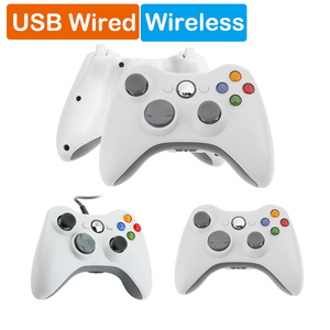 Image 1 - Gamepad For Xbox 360 Wireless/Wired Controller For XBOX 360 Controle Bluetooth Wireless Joystick For XBOX360 Game Controller