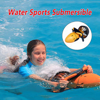 Outdoor Motion Water Pool Sea Scooter 300W Underwater Dual Speed Water propeller Underwater Diving scooter Equipment Water Sport