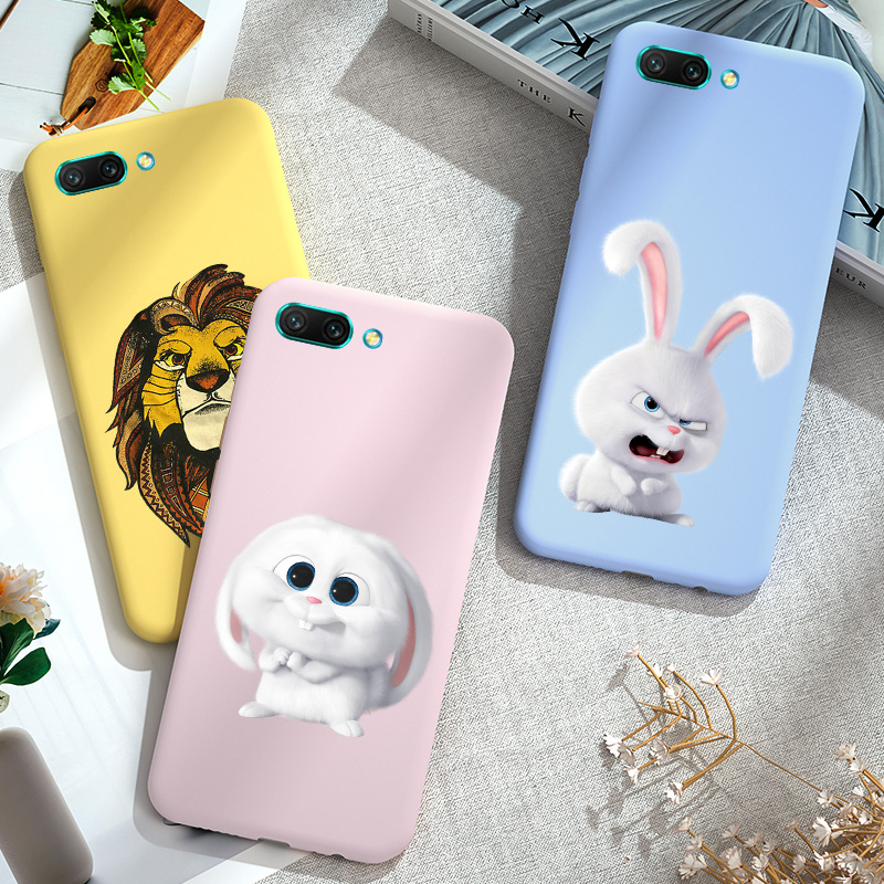 Candy Soft Silicone Case For Huawei Honor 20 10 20S 20i 10i 9 9i Lite Pro View 20 9X 7A Pro 7C 8A 8S 8C 8X Case Cover