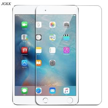 Screen Protector For Apple iPad 2 3 4 5 6 Mini Air 1 2 3 Air1 Air2 Mini1 Mini2 Mini3 9.7 7.9 Tempered Glass Protective Film зарядное устройство для планшета oem 4 usb apple ipad ipad mini2 4 3 2 1 5g 5s 4 g iphone 4 plu app066