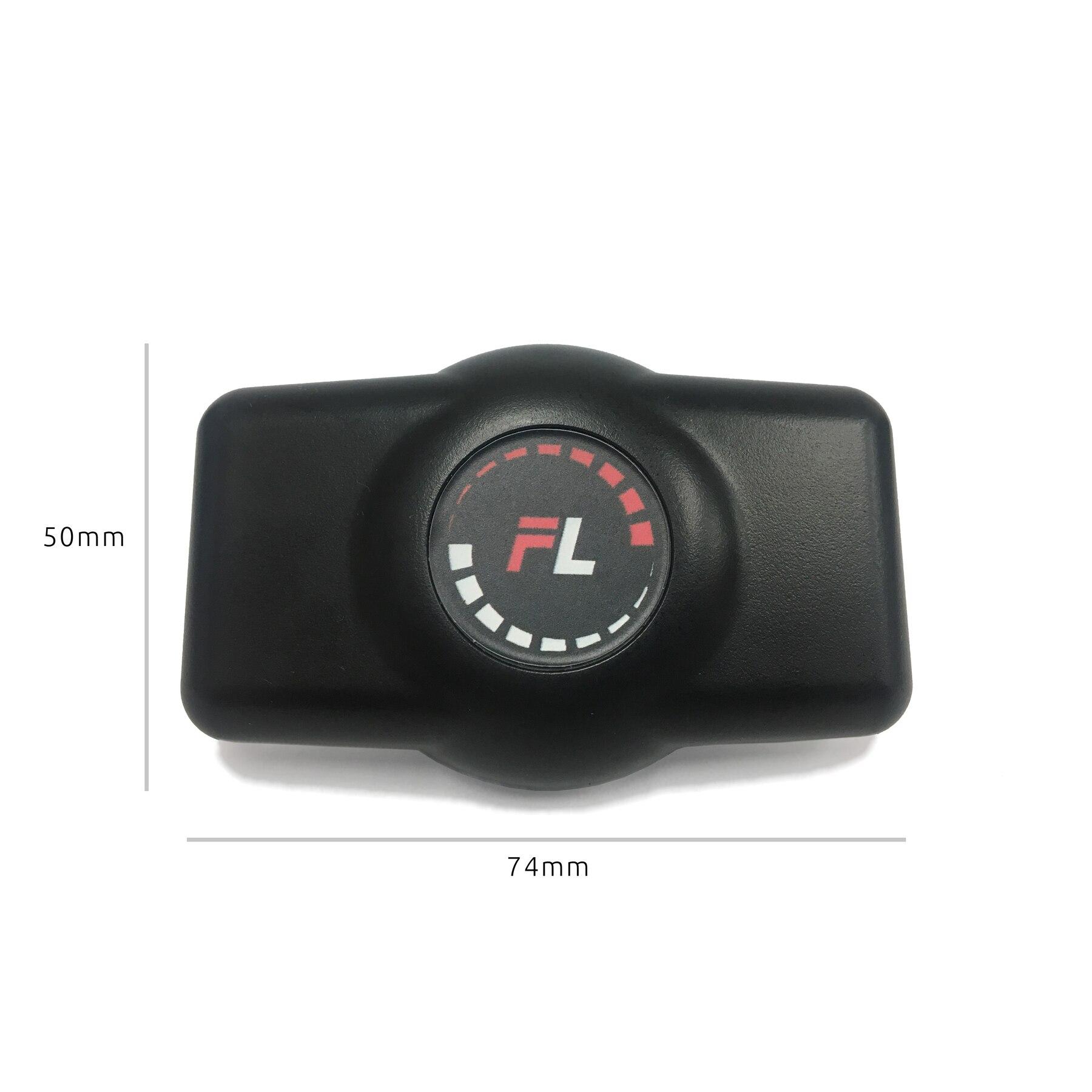 Budget equivalente di Racelogic, Dragy-Freelogic, 10 Hz GPS, USB di collegamento con smartphone, tablet, PC, computer portatile