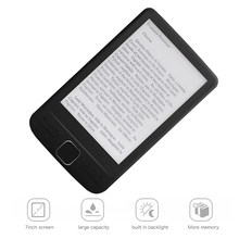 4.3 pouces OED Eink écran affichage numérique Portable PDF Ebook lecteur électronique Anti-éblouissement E-Reader e-ink Ereader Protection oculaire(China)