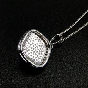 Image 5 - الأكثر مبيعاً قلادة جميلة من الفضة الإسترليني عيار 925 مجوهرات نسائية من دومينيكا لاريمار الطبيعية قلادة للهدايا