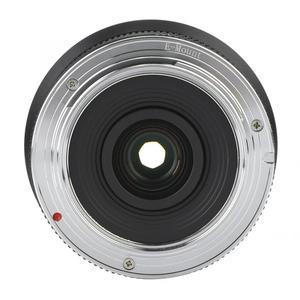 Image 5 - 7 ремесленников 7,5 мм f2.8 Объектив рыбий глаз с постоянным фокусным расстоянием f Lens180 APS C ручной фиксированный объектив с фиксированным фокусным расстоянием для Canon EOS M/Fuji FX/ M4/3