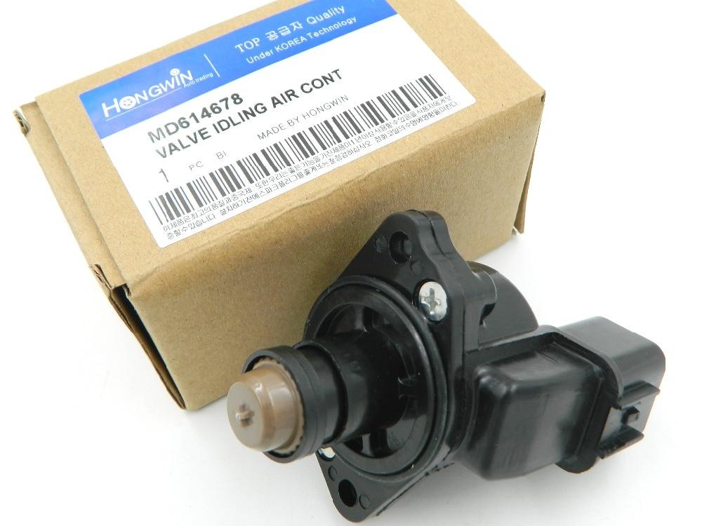 Клапан управления холостым воздухом подходит для Mitsubishi Diamante Montero Sport MD614678,MD628059,MD614706,MD614751,MD614679,AC249