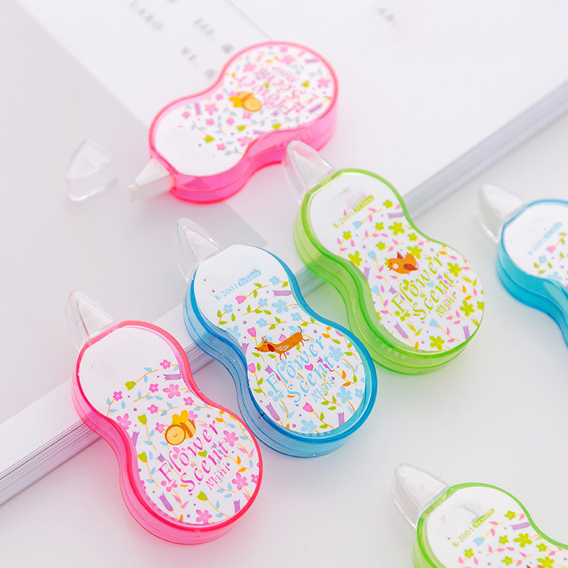 1PC 8m Correction Tapes Cartoon Animals Correction Tape For Girls Kids