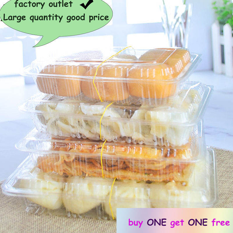 Disposable Transparent Takeaway Box Anti-fog Container Suitable For Food Packaging, Picnic, Food Display (400ml).