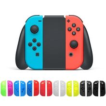 1 Pair Protective Cover Soft Slicone Case Skin Anti-Slip for NS Nintendo Switch JOY-CON Controller