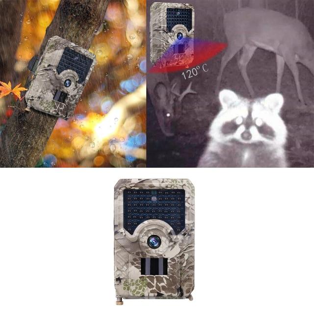 Waterproof Hunting Trail Camera PIR Cam Farm Garden Animals Cameras Video Record Wildlife Night Vision 12MP IR Hunting Camera 4