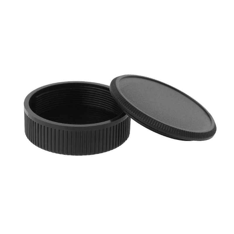 Tapa Protectora para Lente Trasera Delantera de cámara Leica M39 de Tornillo