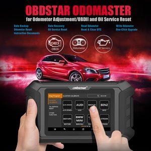 Image 3 - OBDSTAR ODOMASTER ODO MASTER, ajuste completo de odómetro/OBDII y funciones especiales, cubre más modelos de vehículos, obtén adaptador Fca gratis