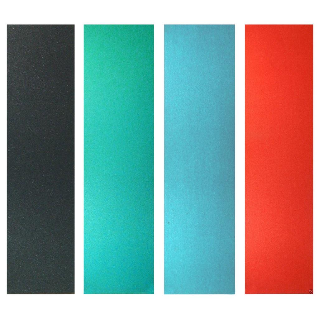 Waterproof Anti-slip Skateboard Longboard Skating Board Sandpaper Grip Tape Griptape Sheet  Skateboard Deck Sandpaper