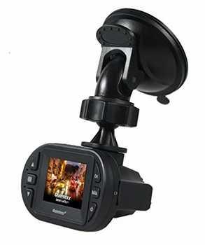 Quintezz HDDASHCAM-Cámara HD de grabación para vehículos con detección de movimiento. pantalla LCD de 2,5 ¿Infrarrojos?