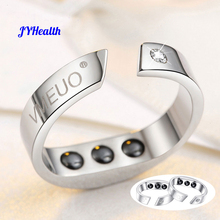 Anti Snore sleep Ring Magnetic Therapy Acupressure Treatment Against Snoring Device Snore stop Stopper Finger Ring Sleeping Aid