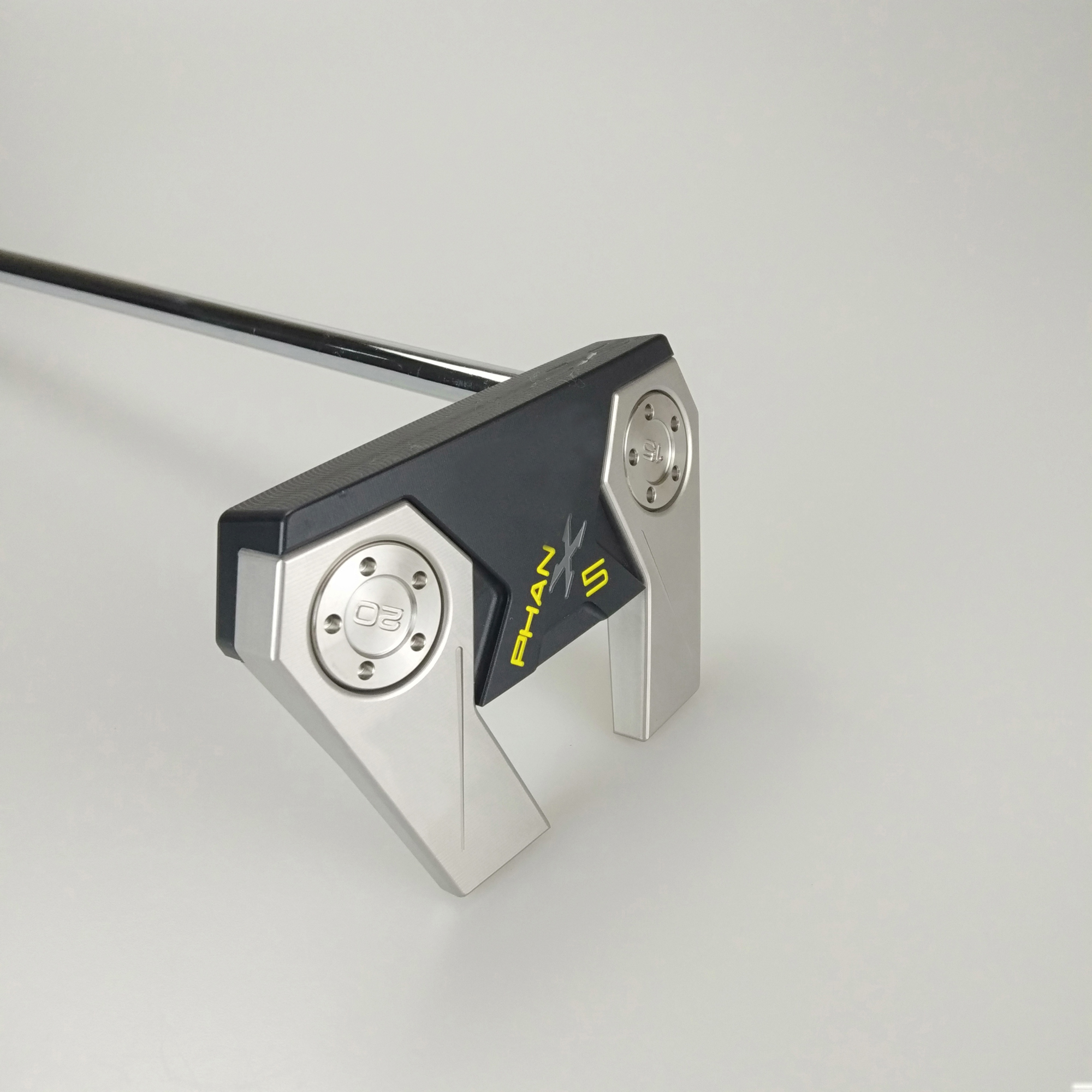 Golf Clubs Black Golf Putter PHANTOM X5 32-36 Inch High Quality With Head Cover Free Shipping