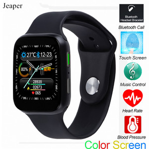 Touch Color Screen Smart Call Watch ZL101 Bluetooth Hand Free Bracelet Fitness Tracker Band Adult Heart Rate Sport Smartwatch