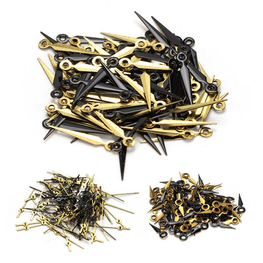 watch tools 2035 Black Gold Watch Hour Minute Second Hands Watch Needles Fit for 2035 Movement Watch tool for watchmaker | Repair Tools & Kits