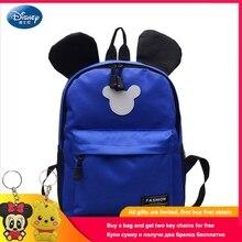 Disney 2019 Mickey Schoolbag Cute Portable Backpack Lady Fashion Travel Bag Schoolboy Boy Girl Birthday