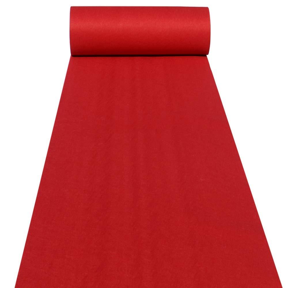 3M 5M 10M Wedding Aisle Runner White Blue Red Aisle Runner Rug Aisle Carpet Runner Indoor Outdoor Weddings Party Thickness:2 Mm
