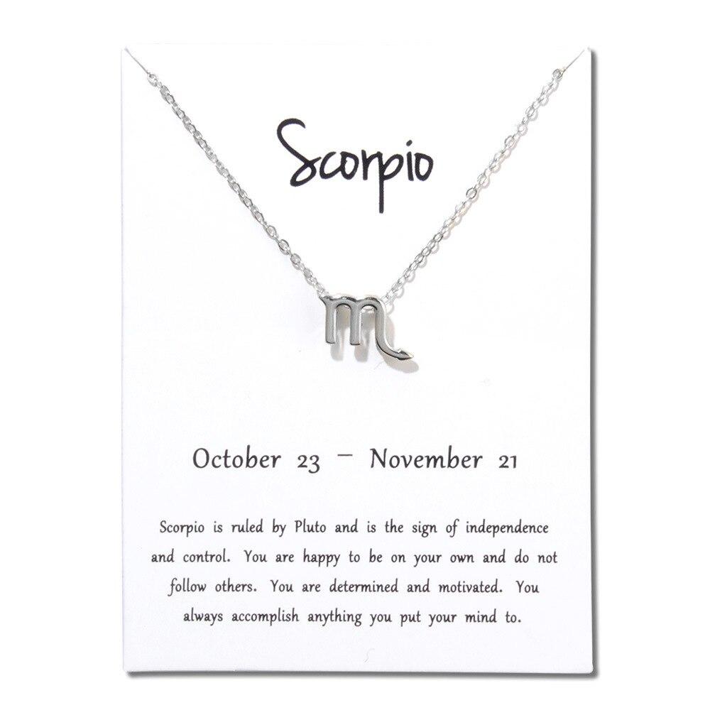 Scorpio-silver