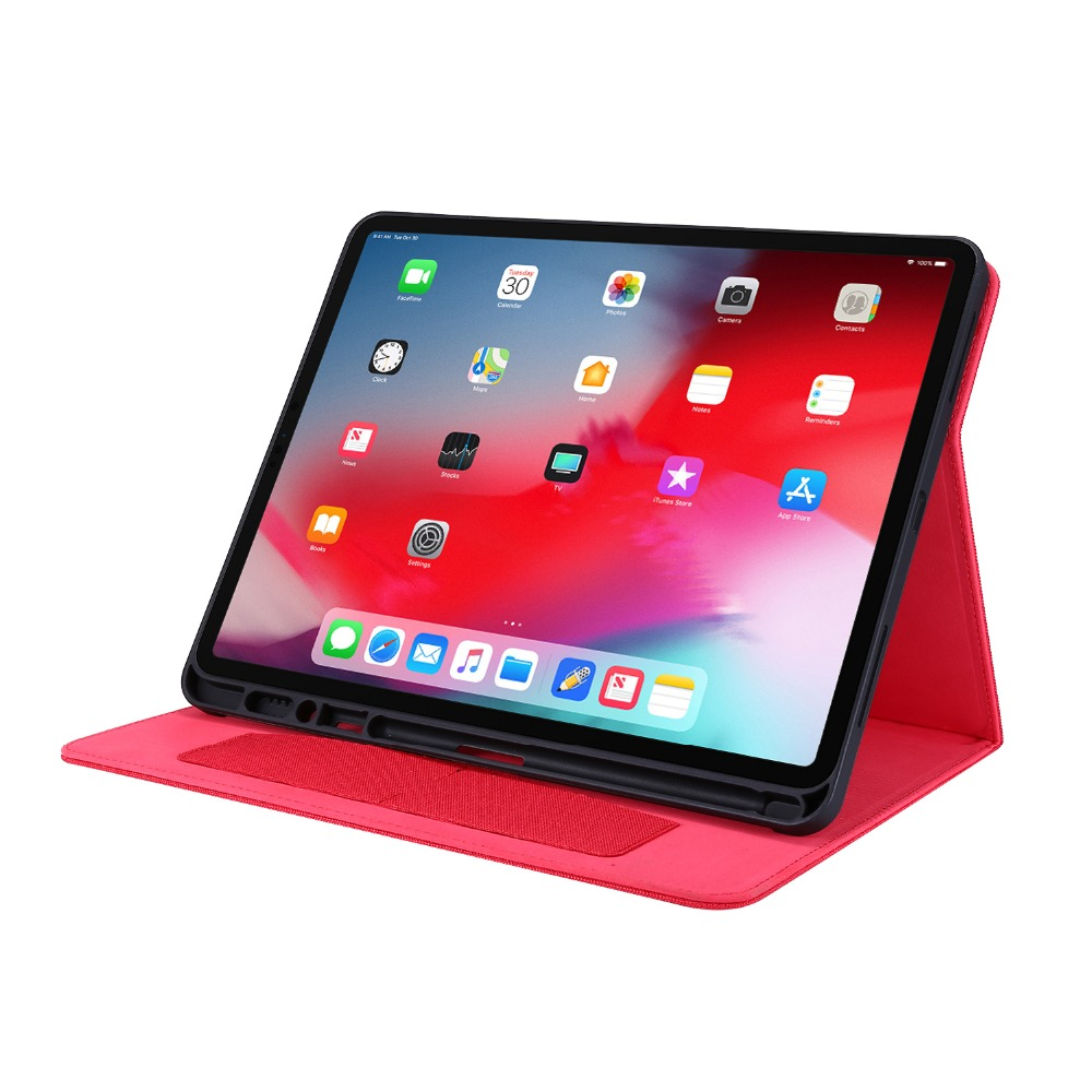 Holder 12.9 Gen 2020 For Pencil Case For Pro With iPad Tablet 4th inch iPad Coque Pro