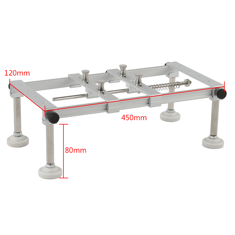 Tools : Multifunction Adjustable PCB Stand Supportor Soldering Auxiliary Fixture For Stereo Microscope Preheating Station