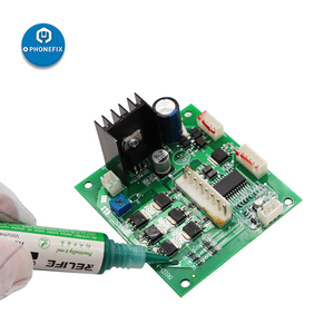 Image 5 - Relife 10CC Electronic Circuit Board Protection PCB UV Curable Solder Mask Repairing Paint Green Soldering Paste Flux Cream