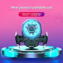 Joystick-Accessory Phone-Shooting Gamegaming-Controller Adjustable with Batter Gear Multi-Function