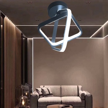 Kitchen Ceiling Light Bedroom Led Ceiling Lamp Modern Luminaria Personality Lamparas for Corridor Aisle Balcony Plafonnier Light 1