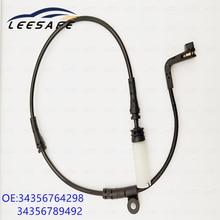 10 PCS OEM No 34356776421 Brake Pad Sensor for BMW E60  E61 5-Series E63 E64 6-Series Front Wear 34356759917