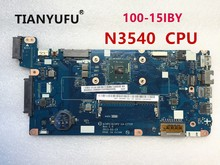 For Lenovo B50 10 100 15IBY Laptop motherboard AIVP1/AIVP2 LA C771P Motherboard with N3540 CPU ( for intel CPU )tested 100% work