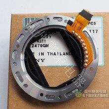 Fe novo 24 70 2.8 sel2470gm lente traseira baioneta montagem anel com cabo de contato flex para sony 24 70mm f2.8 gm substituição peça de reposição