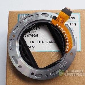 Image 1 - Fe novo 24 70 2.8 sel2470gm lente traseira baioneta montagem anel com cabo de contato flex para sony 24 70mm f2.8 gm substituição peça de reposição