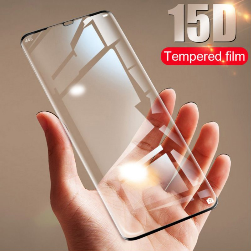 For Huawei P30 P20 P10 Lite 15D Tempered Glass Screen Protec Memory Card