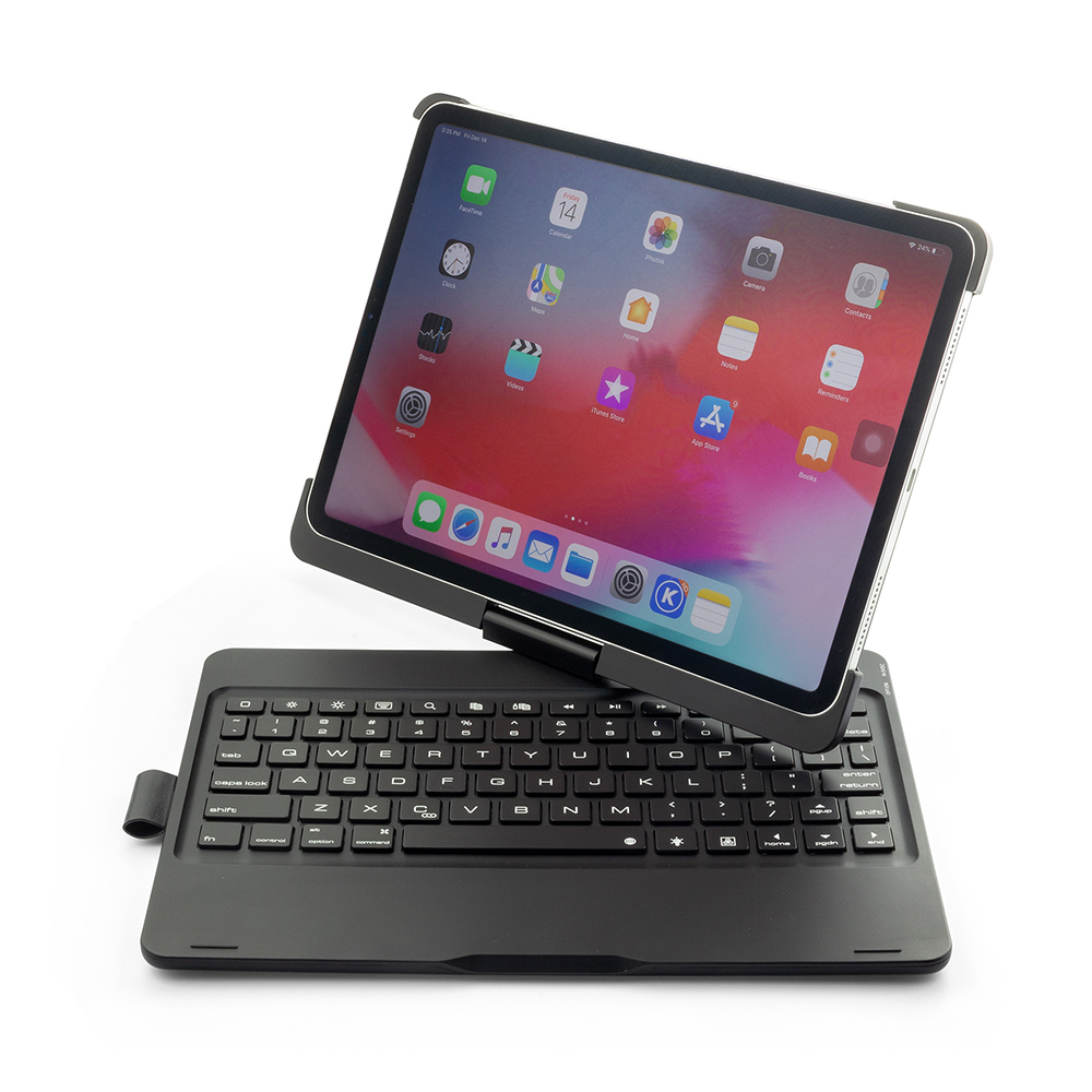 5.1 Bluetoothooth wireless keyboard <font><b>Case</b></font> for <font><b>iPad</b></font> pro 11