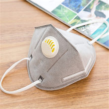 Dustproof Mouth Anti-dust Pollution Masks Folding Safe Masks Antivirus Dust Air Pollution Non-woven Anti-fog Filter Daily Use(China)